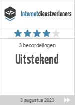 Recensies van webontwikkelaar Plus Automatisering op www.internetdienstverleners.nl