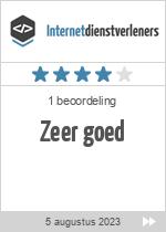 Recensies van webontwikkelaar Berings ICT Diensten op www.internetdienstverleners.nl