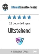 Recensies van webontwikkelaar DPL Internet Solutions op www.internetdienstverleners.nl