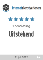 Recensies van webontwikkelaar InDiv Solutions op www.internetdienstverleners.nl