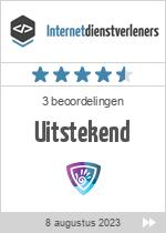 Recensies van hostingbedrijf Clouding-IT op www.internetdienstverleners.nl